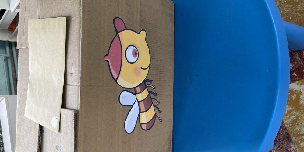 Een doos met een geheim….